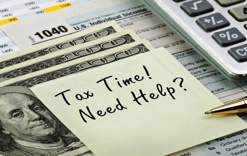 tax preparation done for you