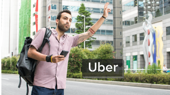 Uber deductions