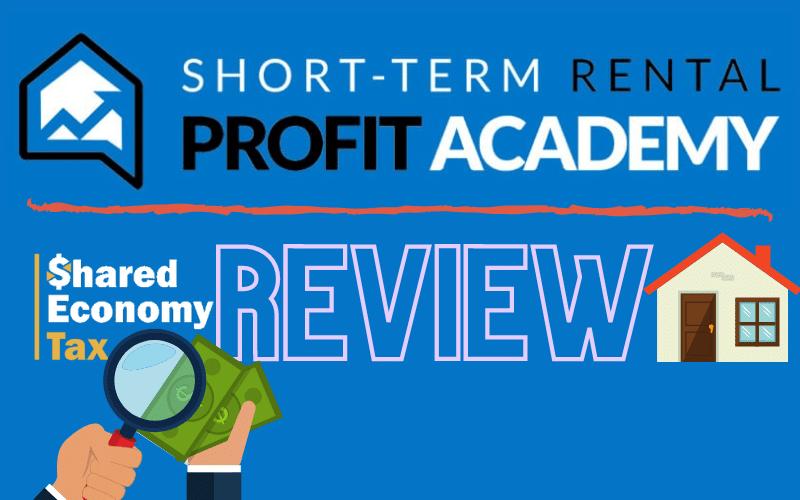 short term rental profit academy review