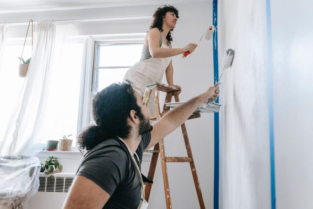 airbnb save on taxes paint wall